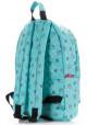 Женский рюкзак с уточками Poolparty Backpack Theon Blue Ducks, фото №3 - интернет магазин stunner.com.ua