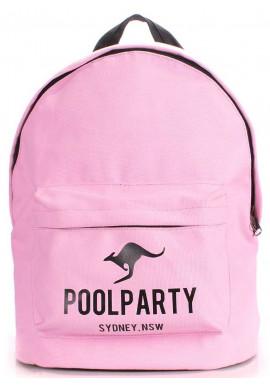 Фото Молодежный рюкзак Poolparty Backpack Kangaroo Rose
