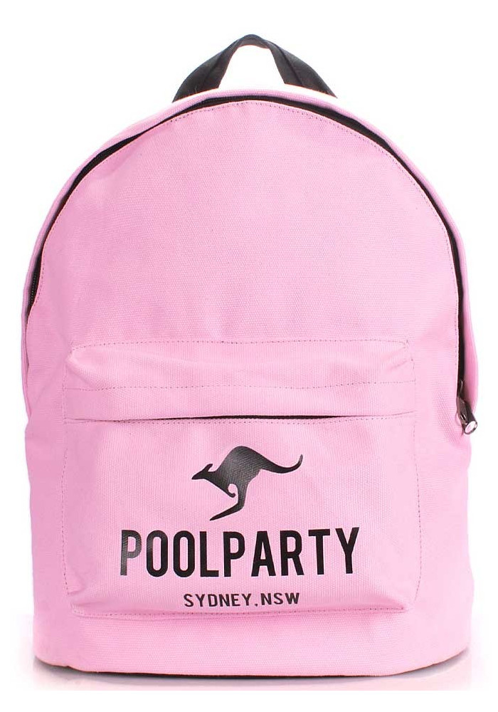 Молодежный рюкзак Poolparty Backpack Kangaroo Rose