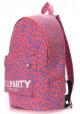 Молодежный рюкзак Poolparty Backpack Leo Pink