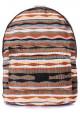 Молодежный рюкзак Poolparty Backpack Rasta Brown - интернет магазин stunner.com.ua