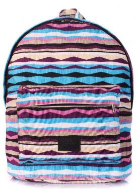 Фото Молодежный рюкзак Poolparty Backpack Rasta Blue