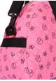 Сумка женская из текстиля Poolparty Alaska Ducks Pink