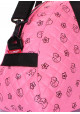 Сумка женская из текстиля Poolparty Alaska Ducks Pink, фото №3 - интернет магазин stunner.com.ua