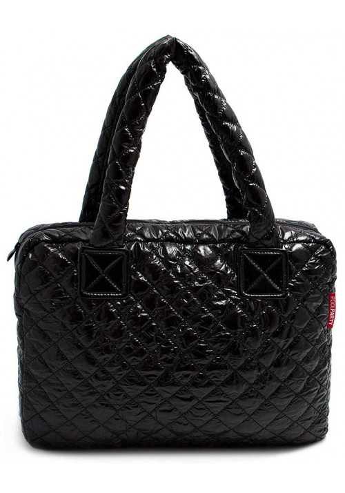 Женская сумка из ткани Poolparty Pool 102 Black
