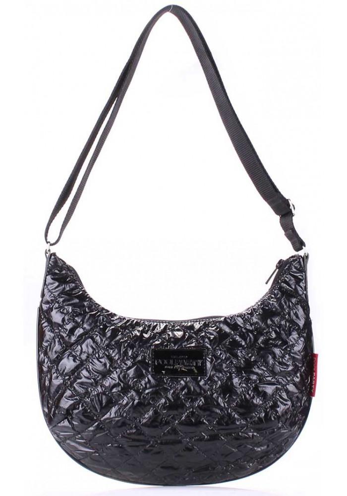 Женская сумка из ткани Poolparty Pool92 Black