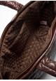 Женская сумка из ткани Poolparty Pool Brown Cocoon
