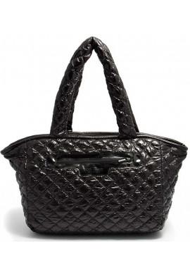 Фото Женская сумка из ткани Poolparty Pool Black Cocoon