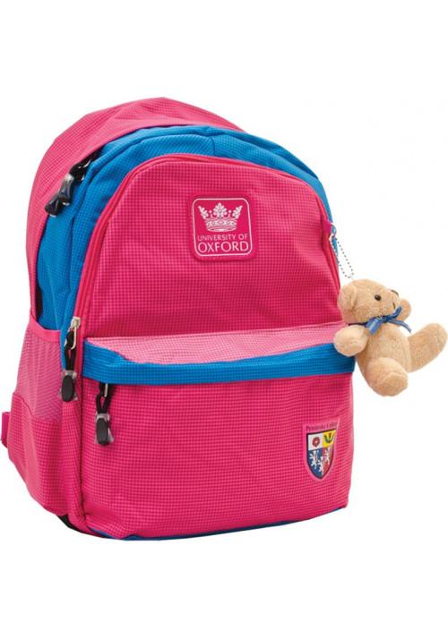 """Рюкзак подростковый """"Oxford"""" X212 розовый"""