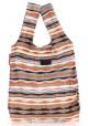 Стильная сумка женская из ткани Poolparty Pool 20 Velvet Brown