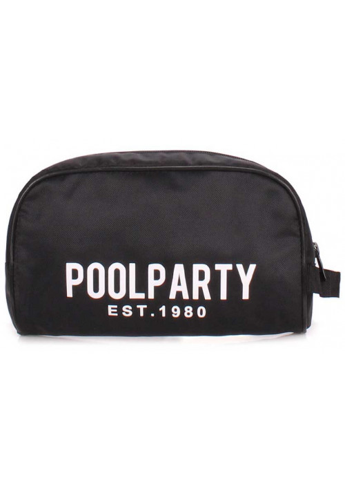 Несессер Poolparty Travelcase Black