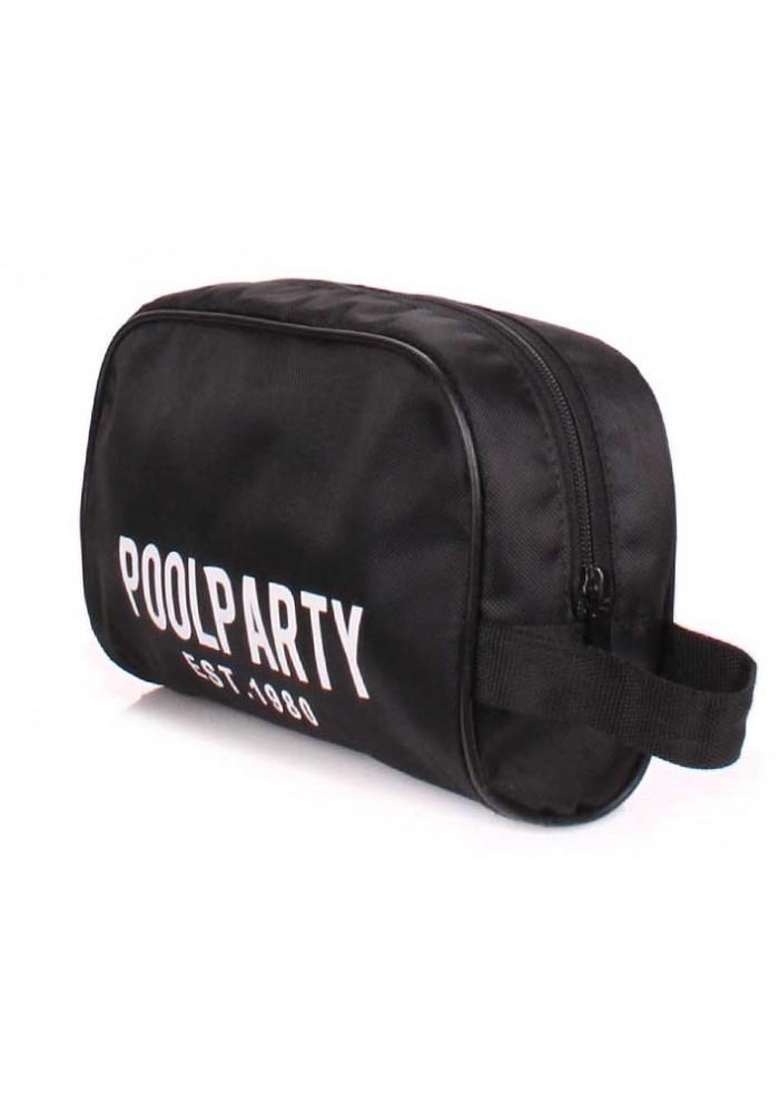 Несессер Poolparty Travelcase Black