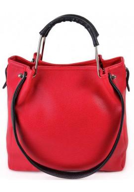 Фото Женская сумка Камелия красная М131-68-47