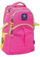 """Рюкзак для девочки в школу """"Oxford"""" X231 розовый - интернет магазин stunner.com.ua"""