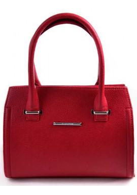 Фото Качественная сумка женская Камелия красная М68-68