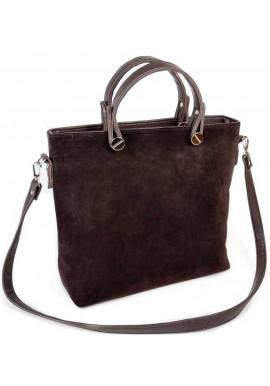 Фото Женская сумка замшевая Камелия М61-замш-40