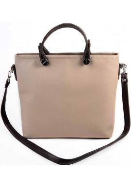 Фото Женская сумка Камелия серая М61-66-40