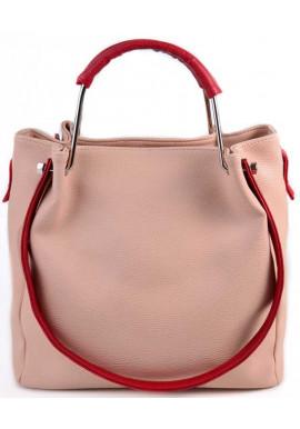 Фото Женская сумка Камелия розовая М131-65-68