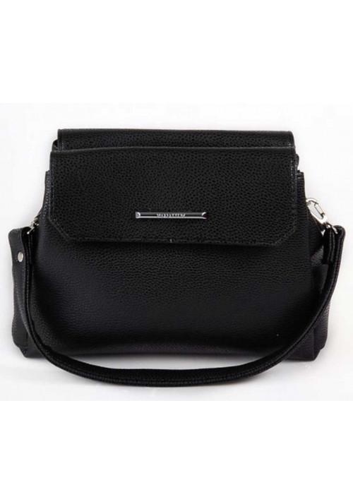 Мини сумочка клатч женский Камелия черный