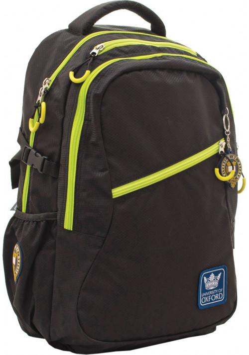 """Рюкзак для подростка """"Oxford"""" X230 черный"""