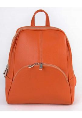 Фото Рюкзак женский Камелия оранжевый