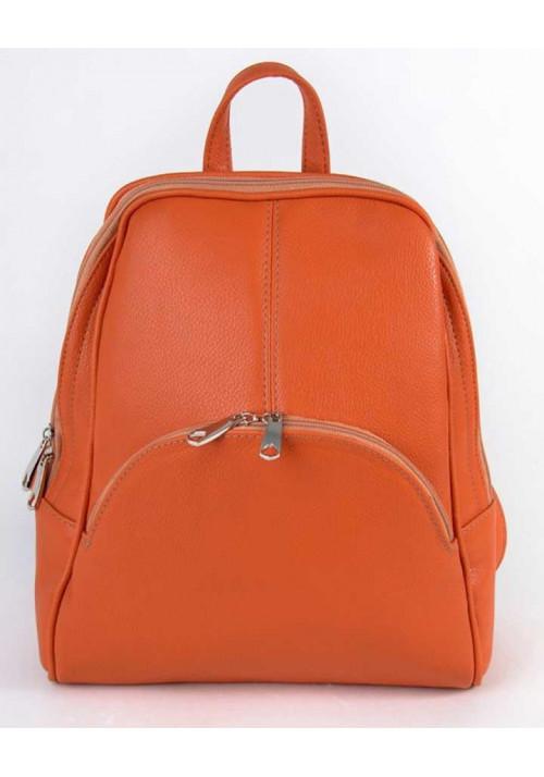 Рюкзак женский Камелия оранжевый