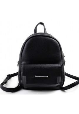 Фото Сумка рюкзак женский Камелия черный