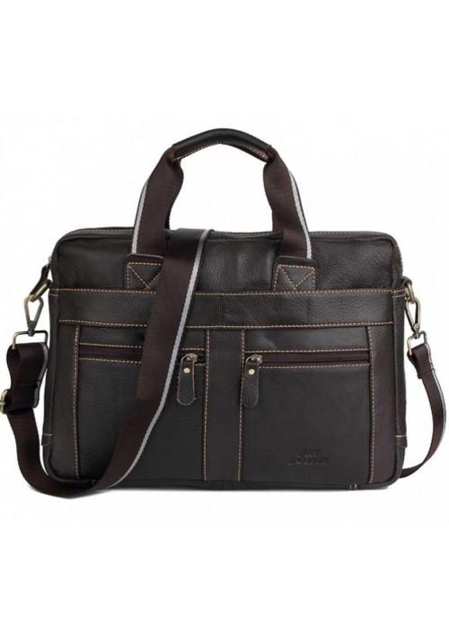 Мужской кожаный портфель 944