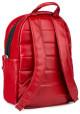 "Красный стеганый рюкзак BBAG ""FLUFFY"" BASIC RED"