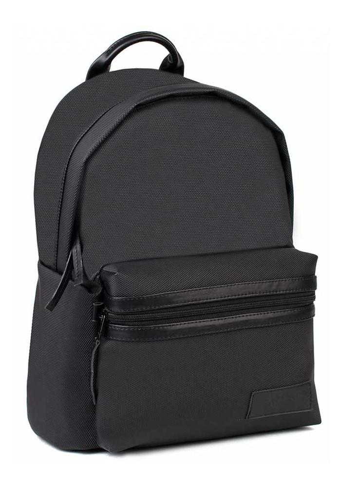 """Черный рюкзак BBAG """"CRISP"""" BASIC BLACK PIXEL"""