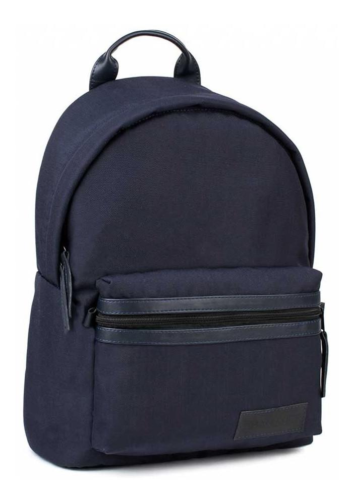 """Синий рюкзак из кордура BBAG """"CRISP"""" BASIC NAVY"""