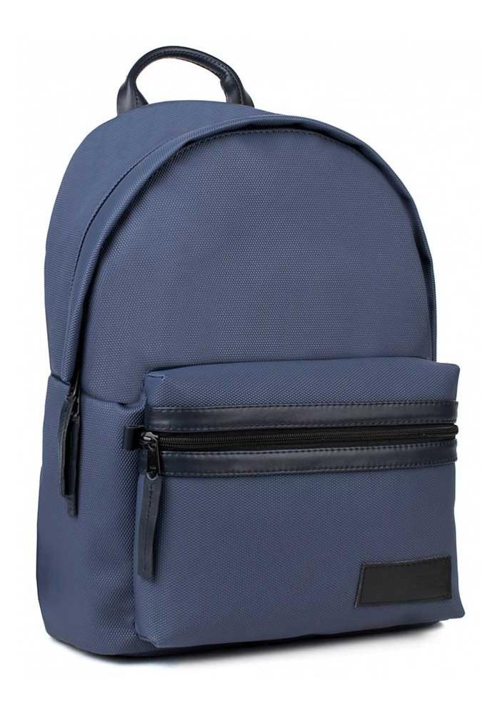 """Светло-синий рюкзак BBAG """"CRISP"""" BASIC NAVY PIXEL"""