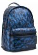"""Кожаный рюкзак BBAG """"CRISP"""" BASIC DARK BLUE - интернет магазин stunner.com.ua"""