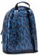 """Кожаный рюкзак BBAG """"CRISP"""" BASIC DARK BLUE, фото №2 - интернет магазин stunner.com.ua"""