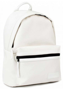 """Фото Белый летний рюкзак BBAG """"CRISP"""" BASIC WHITE PIXEL"""