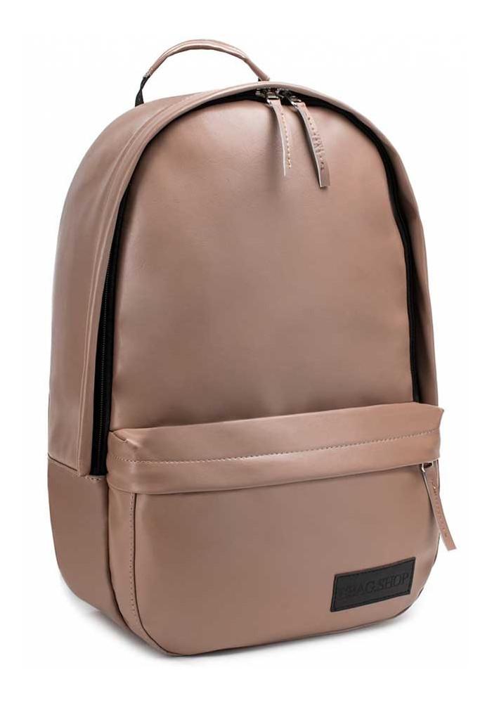 Серый рюкзак BBAG CAPSULE MAXI LATTE