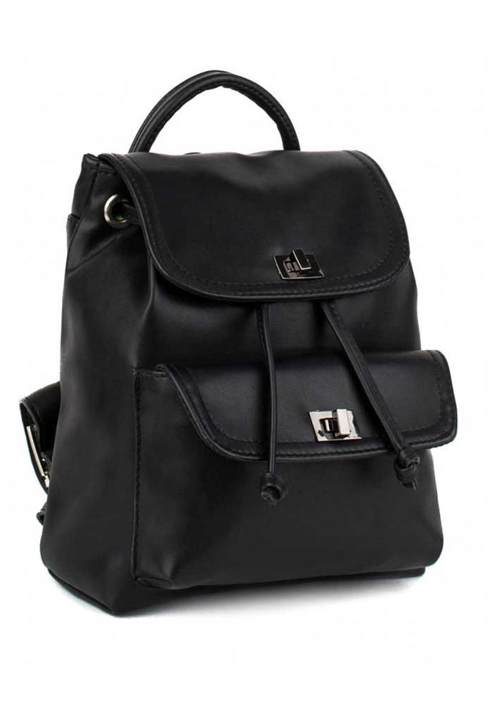 Маленький женский рюкзак BBAG LOVER BLACK