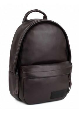 Фото Женский коричневый рюкзак BBAG CAPSULE MINI BROWN
