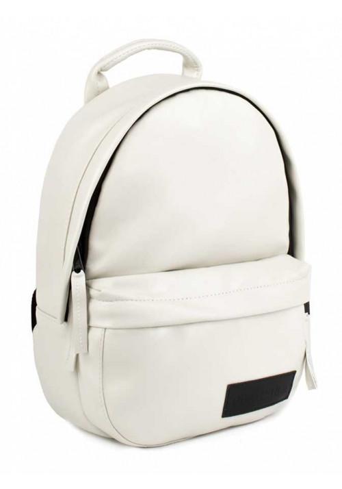 Женский бежевый рюкзак BBAG CAPSULE MINI IVORY