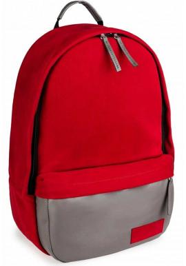 Фото Женский рюкзак BBAG CAPSULE BASIC RED&GREY