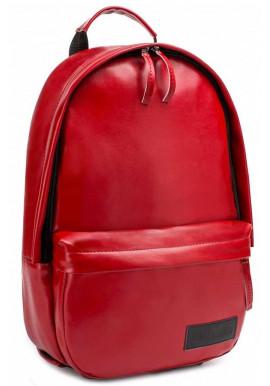 Фото Красный женский рюкзак BBAG CAPSULE BASIC RED