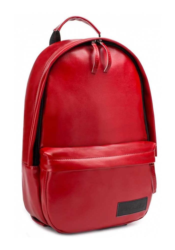Красный женский рюкзак BBAG CAPSULE BASIC RED