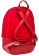 Комбинированный женский рюкзак BBAG CAPSULE BASIC RED