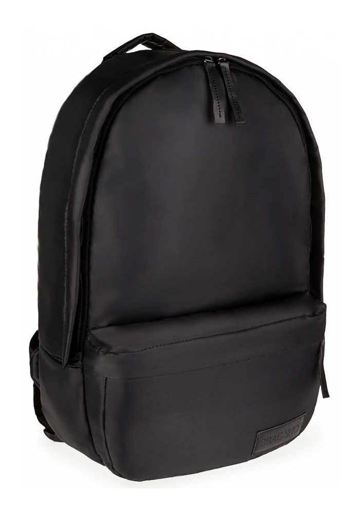Черный городской рюкзак BBAG CAPSULE BASIC LIGT BLACK