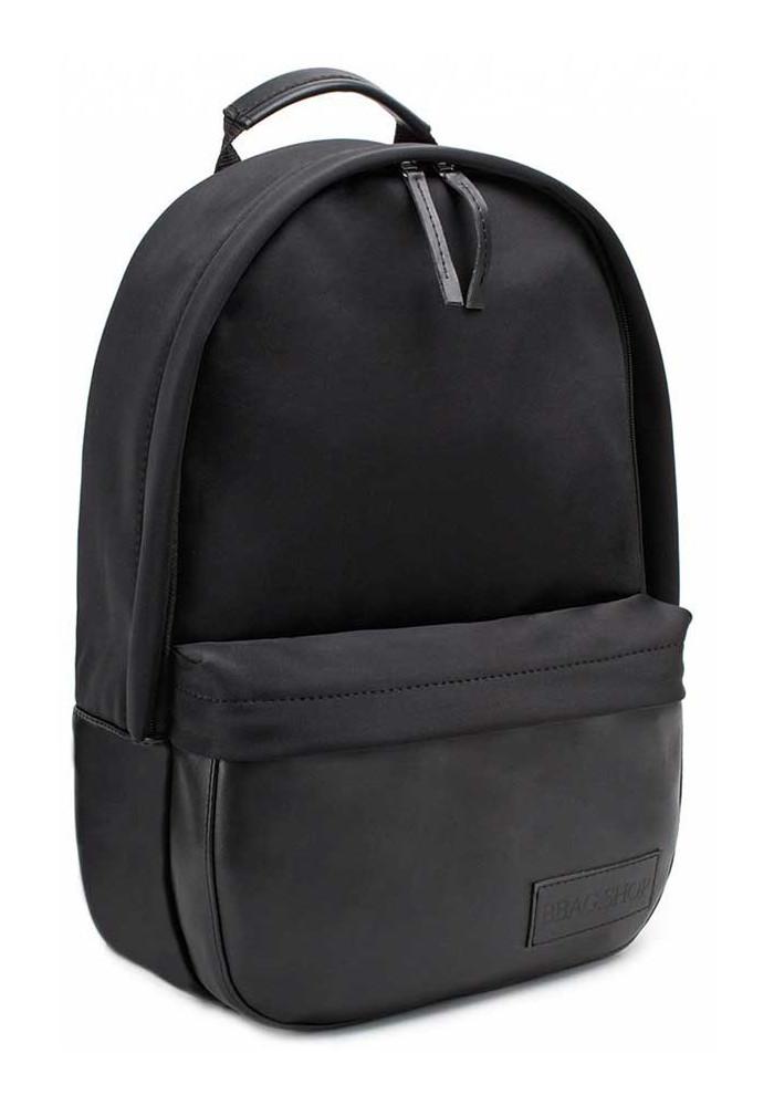 Черный рюкзак BBAG CAPSULE BASIC DIVING BLACK