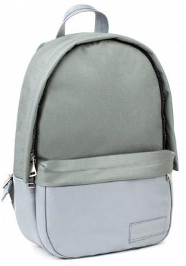 Фото Серый рюкзак из нейлона и кожи BBAG CAPSULE BASIC GREY