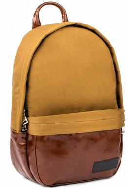 Фото Желто-коричневый рюкзак BBAG CAPSULE BASIC BRONZE