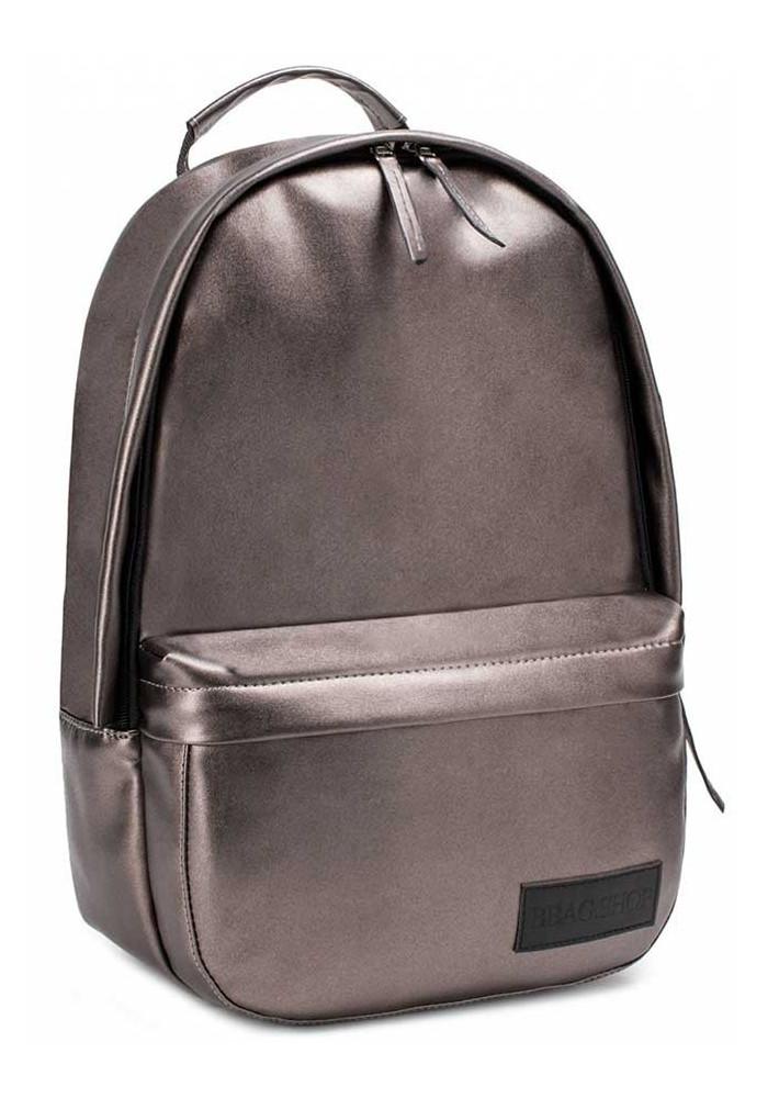 Красивый женский рюкзак BBAG CAPSULE BASIC DARK NICKEL