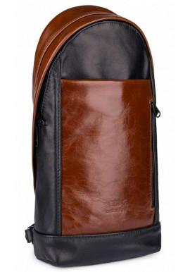 Фото Рюкзак-сумка через плечо BBAG MAGNUM BLACK