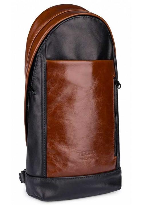 Рюкзак-сумка через плечо BBAG MAGNUM BLACK
